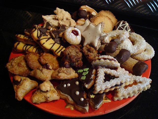 Netradiční druhy cukroví