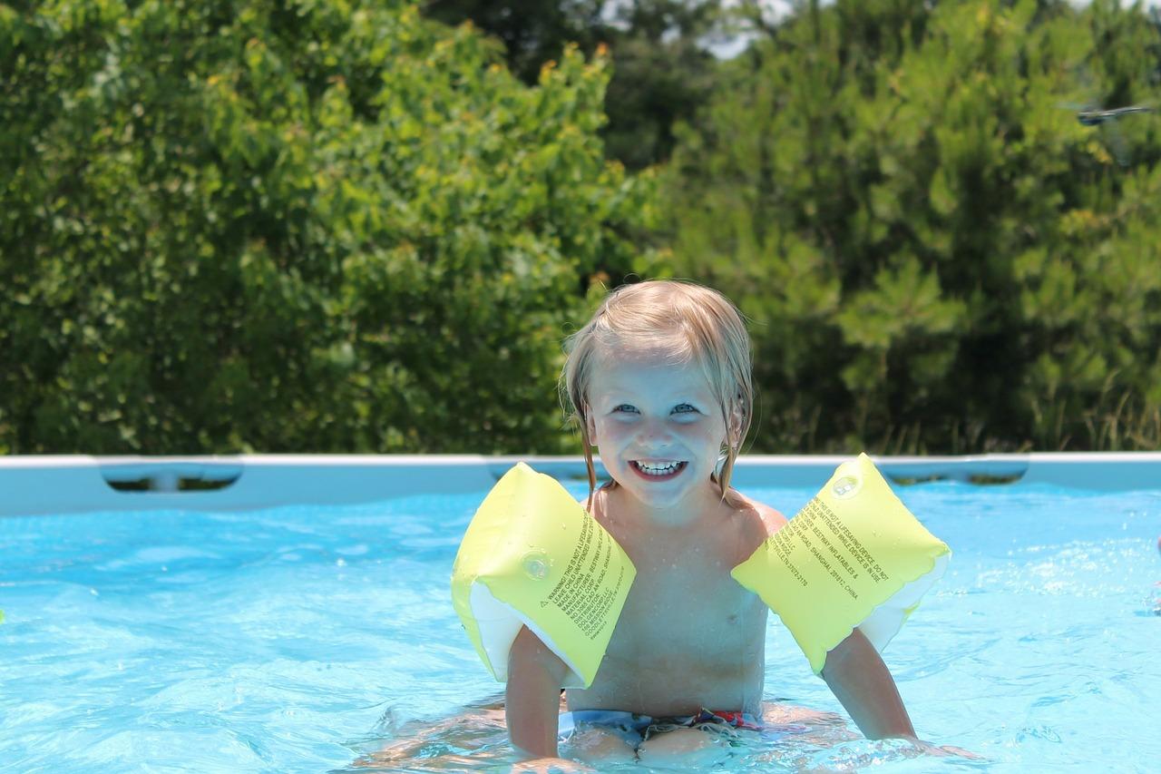 I vaše děti mohou umět plavat