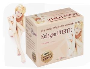 Kolagen FORTE 120 tbl.www.kolagen-forte.cz