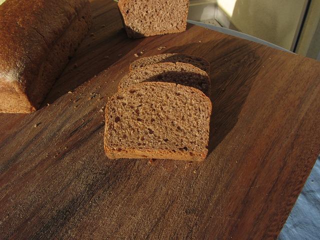 Jak se dříve pekl chleba