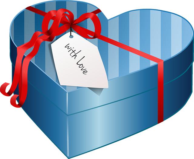 Vytvořte si správný seznam svatebních darů