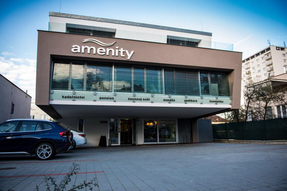 Amenity to je Wellness + Spa + kvalitní ubytování
