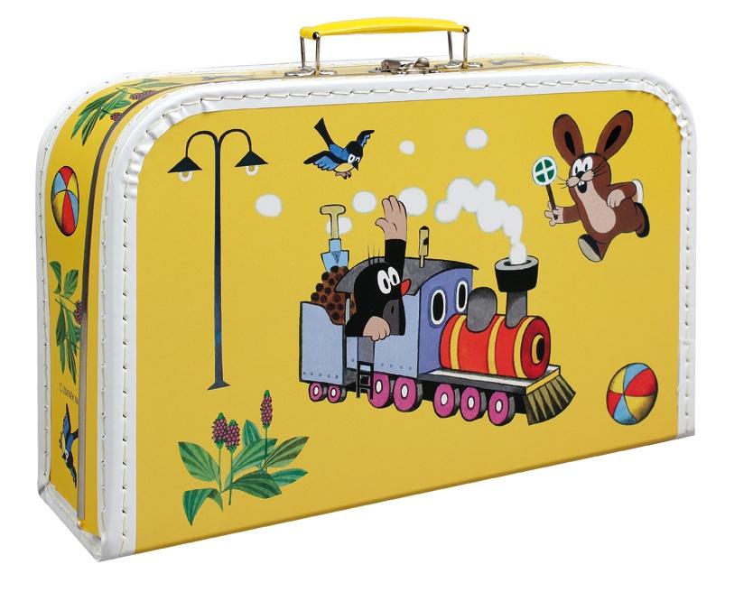 Dětské kufříky Kazeto