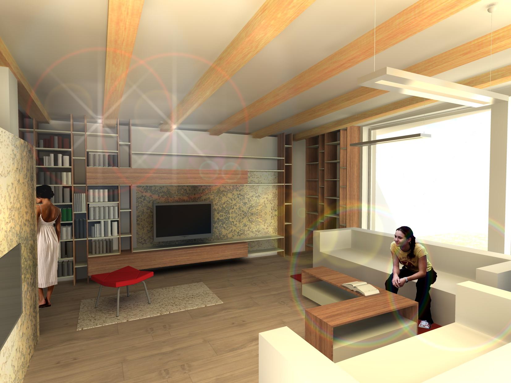 Nechte návrh designového interiéru na profesionálovi