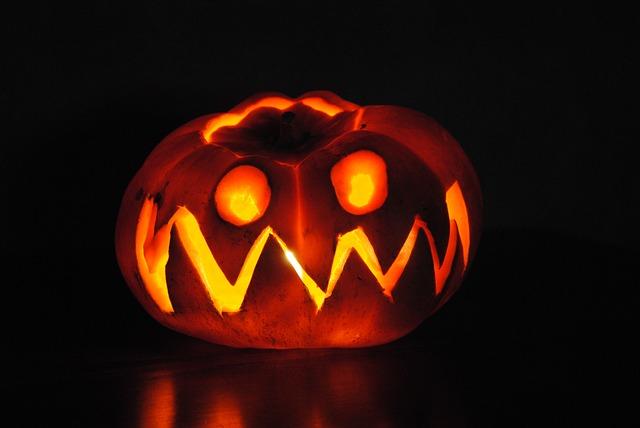 Halloween se blíží, připravte se!