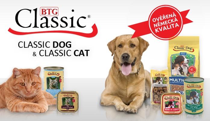 Jak vybrat správné krmivo pro velká psí plemena?