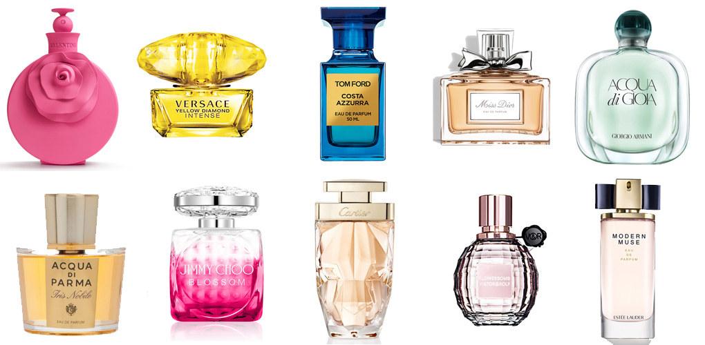 Exkluzivní parfémy